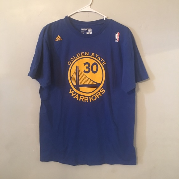 premium selection debc9 9a4f0 Adidas Steph Curry golden state warriors t shirt